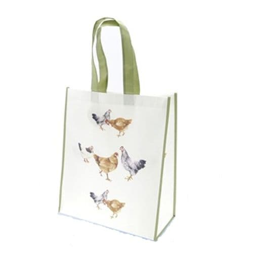 Happy Hens Shopping Bag by Leonardo