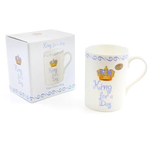 King For A Day Mug