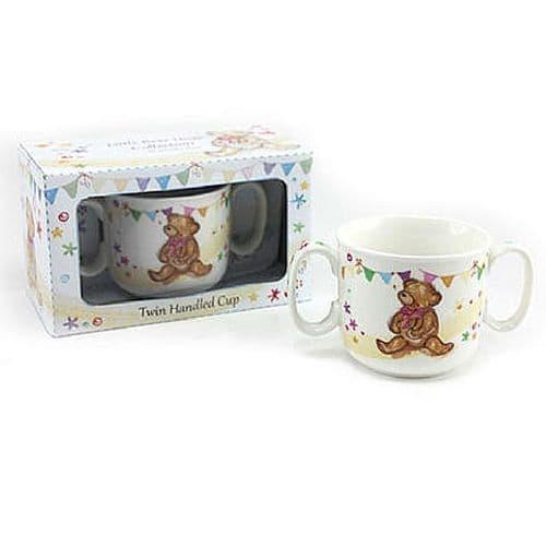 Little Bear Hug Mug by Jennifer Rose