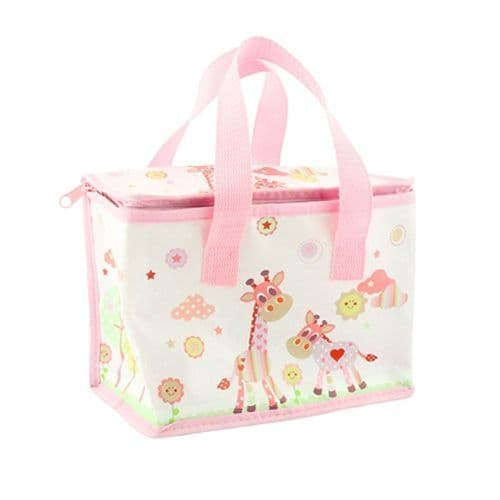 Little Sunshine Foil Insulated Lunch Bag by Jennifer Rose