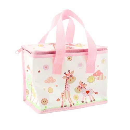 Little Sunshine Foil Insulated Lunch Bag by Jennifer Rose