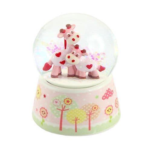 Little Sunshine Water Globe designed by Jennifer Rose