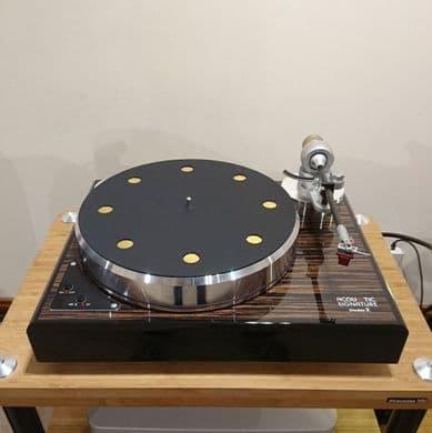 Acoustic Signature Double X w/ TA-2000 arm and MCX2 cartridge   Audio Emotion