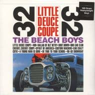 Beach Boys - Little Deuce Coupe (Mono & Stereo)