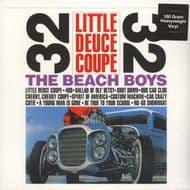 Beach Boys - Little Deuce Coupe (Mono & Stereo)