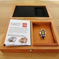EMT JSD 6 Silver Stereo Phono Cartridge - Open Box