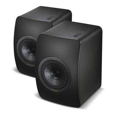 KEF LS50 Monitor Loudspeakers   Audio Emotion
