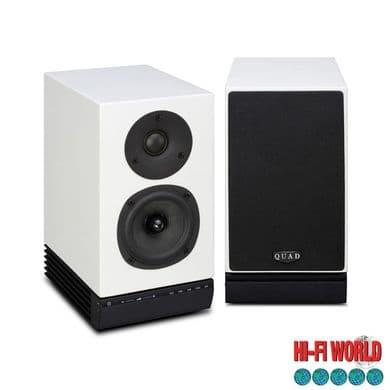 QUAD 9As Active | Loudspeakers | Audio Emotion