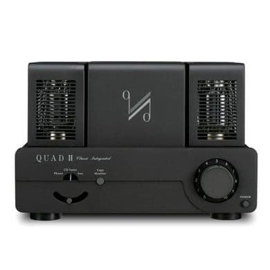 QUAD Ii- Classic | Integrated Amplifiers | Audio Emotion