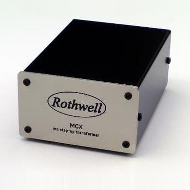 Rothwell Mcx Moving Coil | Step-Up Transformer | Audio Emotion