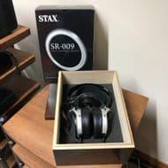 Stax SR-009 Headphones
