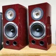 Triangle Magellan Duetto Loudspeakers - High Gloss Mahogany