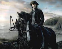 Aidan Turner Autograph Signed Photo - Poldark