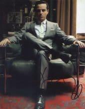 Andrew Scott Signed Photo - Sherlock