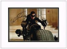Anne Hathaway Autograph Signed Photo - Selina Kyle