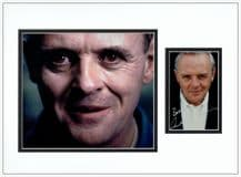 Anthony Hopkins Autograph Signed - Silence of the Lambs