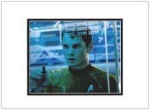 Anton Yelchin Autograph Signed Photo - Star Trek