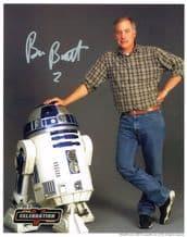Ben Burtt Autograph Signed Photo - Star Wars