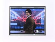 Ben Wishaw Autograph Photo Signed - Skyfall
