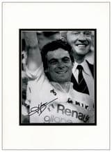 Bernard Hinault Autograph Signed Photo