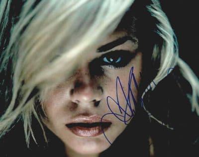 Billie Piper Autograph Signed Photo