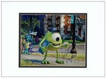 Billy Crystal Autograph Signed Photo - Monsters Inc.