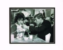 Billy Liar Autograph Signed Photo - Courtenay & Fraser