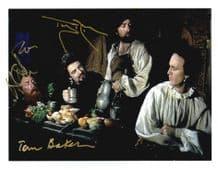 Blackadder II Cast Autograph Signed Photo