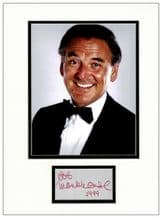 Bob Monkhouse Autograph Signed