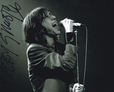 Bobby Gillespie Autograph Signed Photo - Primal Scream