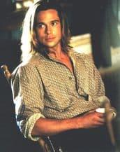Brad Pitt Autograph Photo - Legends Of The Fall