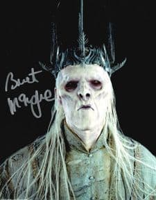 Brent McIntyre Autograph Signed Photo - The Witch King