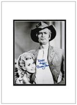 Buddy Ebsen Autograph Signed Photo - Beverly Hillbillies