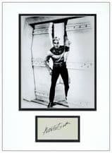 Buster Crabbe Autograph Signed - Flash Gordon