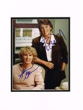 Cagney and Lacey Autograph Signed Photo