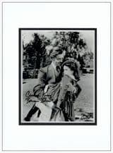 Cammie King Autograph Signed Photo - Gone With The Wind