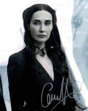 Carice van Houten Autograph Photo Signed - Game of Thrones
