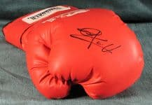 Carl Froch Autograph Signed Boxing Glove
