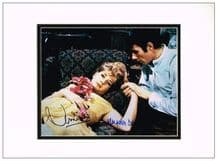 Carry On Screaming Signed Photo - Dale & Douglas