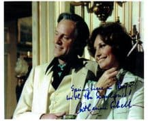Catherine Schell Autograph Signed Doctor Who - City of Death