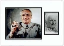 Charles Gray Autograph Photo Signed - James Bond