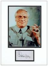Charles Gray Autograph Signed Blofeld James Bond