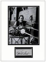 Charlton Heston Autograph Signed - Ben Hur