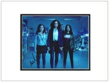 Charmed Cast Autograph Signed Photo
