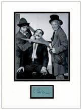 Chico Marx Autograph Signed