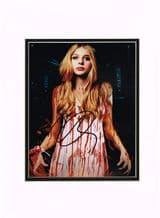 Chloe Moretz Autograph Signed Photo