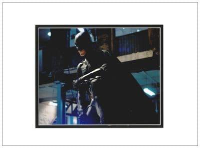 Christian Bale Autograph Photo Batman For Sale