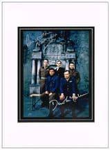 Colditz Cast Autograph Signed Photo