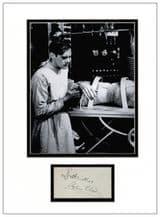 Colin Clive Autograph Signed - Frankenstein