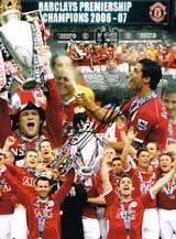 Cristiano Ronaldo Autograph Signed Photo - Manchester United